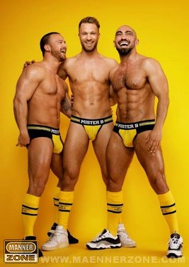 Mister B Jocks, Brief und Brief-Jocks